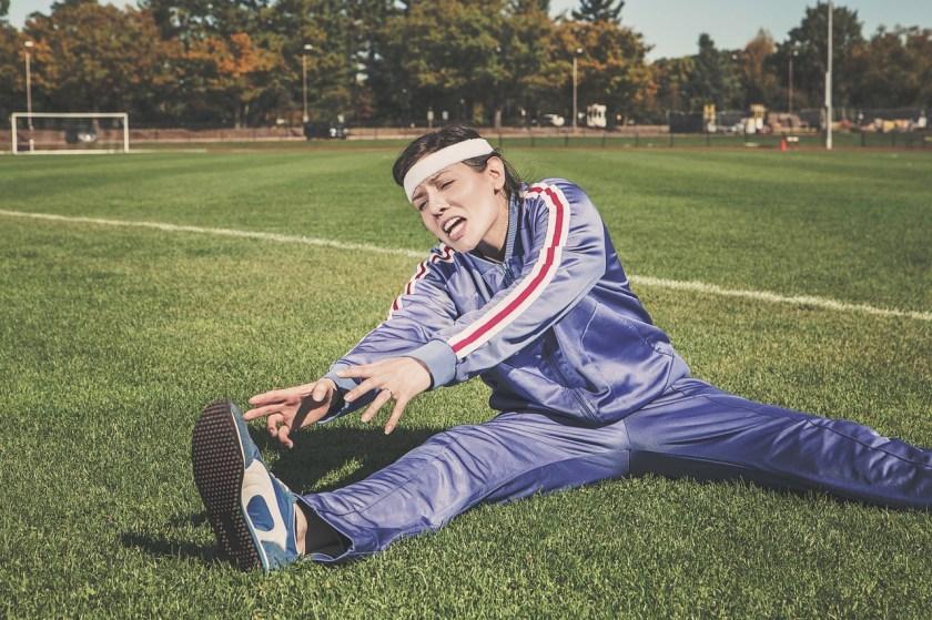 stretching träning träningstrolleri