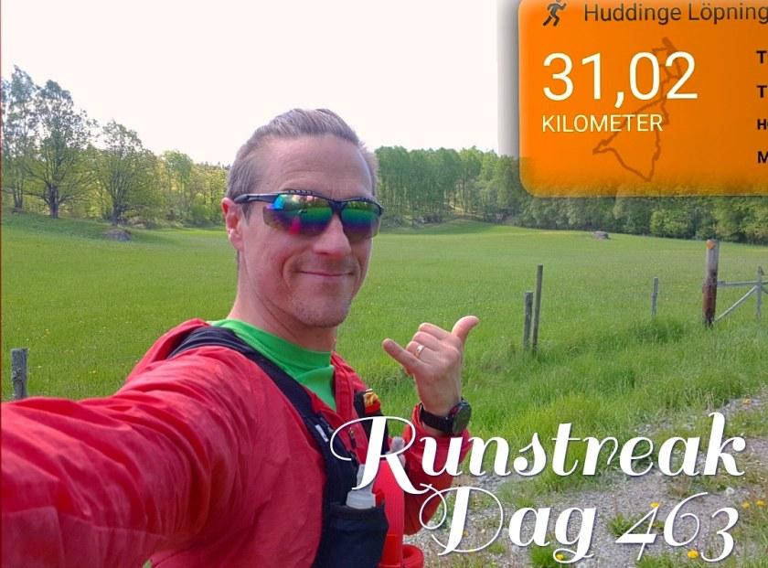 Träningstrolleri Runstreak Daniel Karlsson