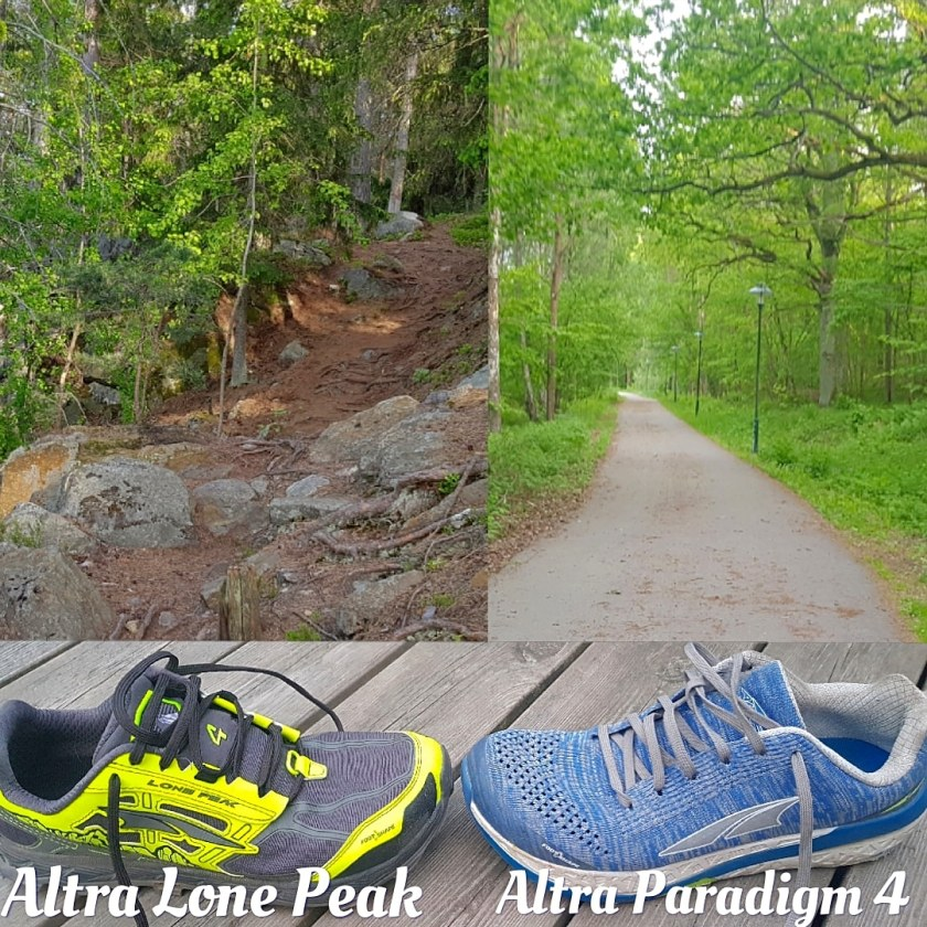 Runstreak altra paradigm löne peak
