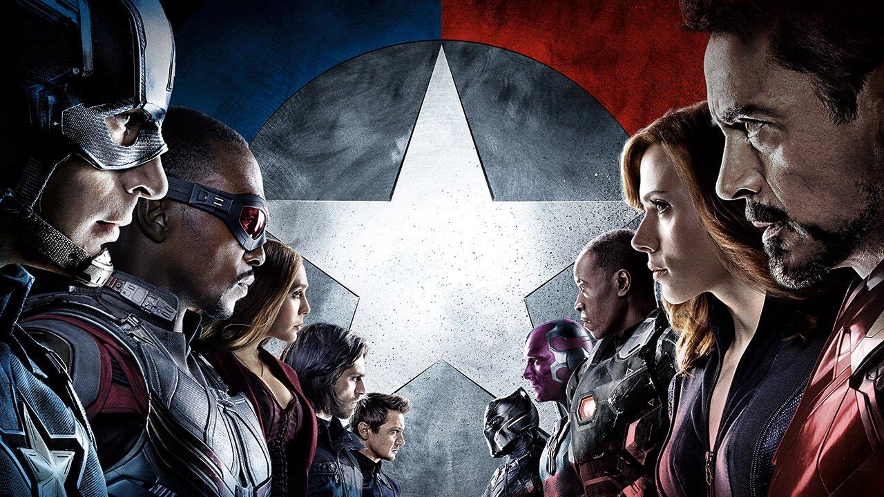 キャプテン・アメリカ シビル・ウォー