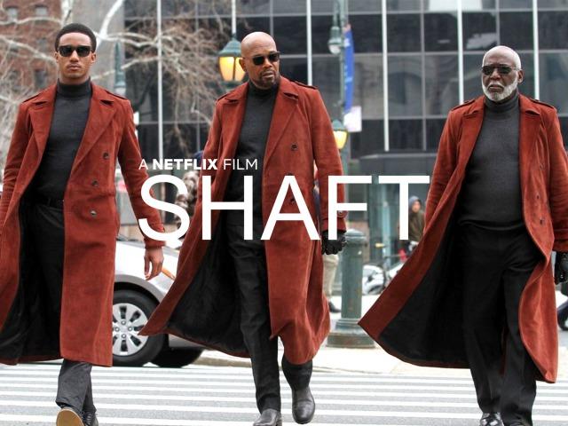 Netflixで配信されたオリジナル映画「シャフト」‥サミュエル・L・ジャクソン主演って‥まさかの!?あの映画の続編だった!
