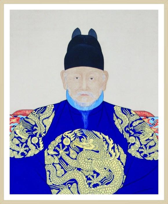 李成桂(イ・ソンゲ:이성계)