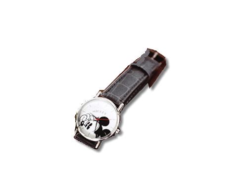 スプリング10月号付録,腕時計