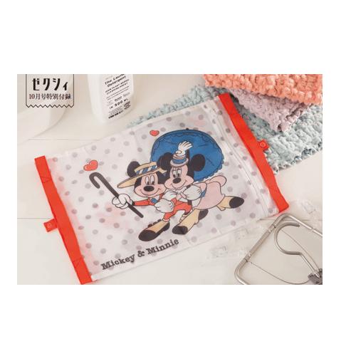 ゼクシィ2017年10月号付録,ディズニー,洗濯ネット