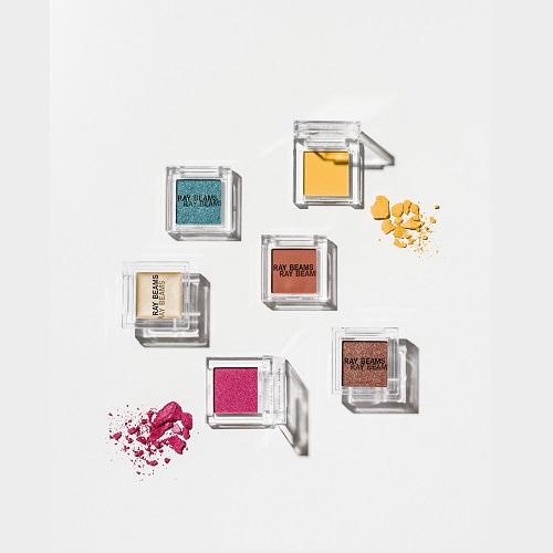 雑誌付録,Gina, 2018, Summer,JELLY, 2018年7月号増刊, RAY BEAMS , シングルカラーパレット6個セット