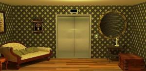 脱出ゲーム『Floors Escape』 攻略  Level1
