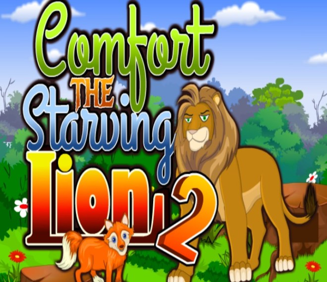 Comfort_The_Starving_Lion_2_-_EnaGames_New_Escape_Games_Everyday