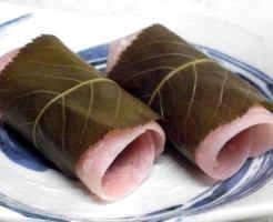 関東 桜餅
