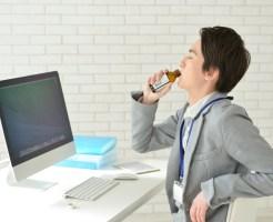 栄養ドリンク 風邪 飲むタイミング ノンアルコール ノンカフェイン