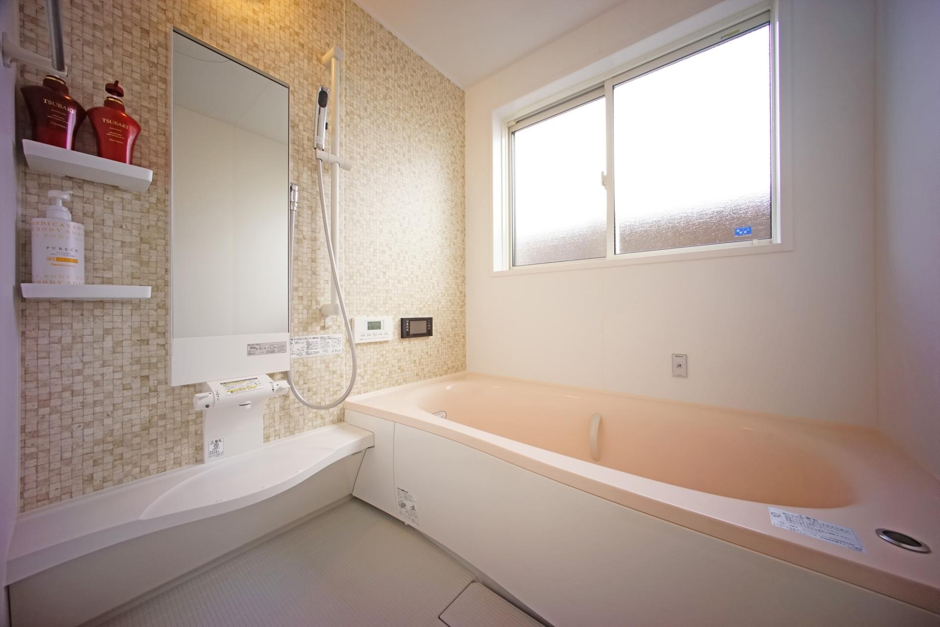 お風呂場 鏡 水垢 掃除
