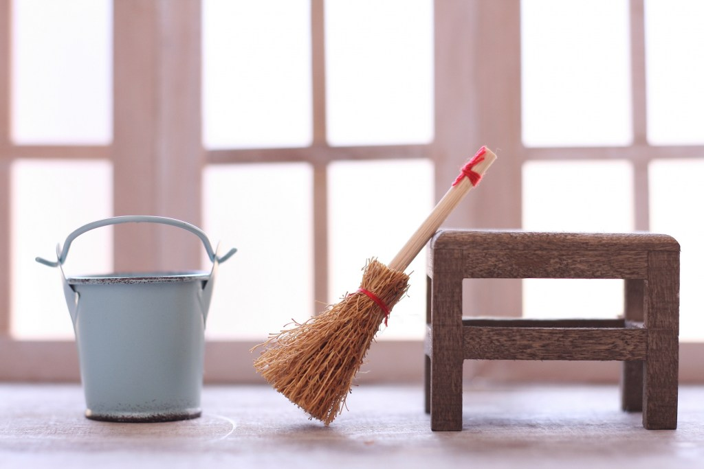 寝室 掃除 頻度 コツ