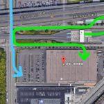 レゴランド名古屋へ車でのアクセス・駐車料金の一番安い駐車場活用法