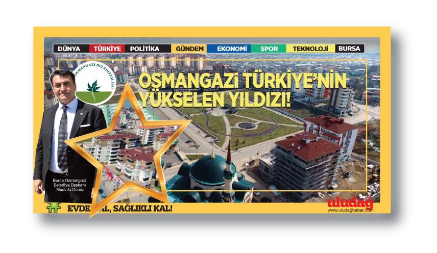 Bir kentsel başarı öyküsü: 'Osmangazi Modeli'
