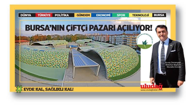 Bursa'da İlk ve Tek