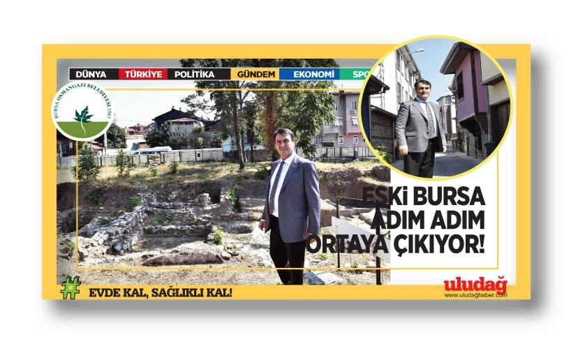 Evlerinden pınarlar geçen Bursa'ya dönüş