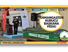 """Dündar """"Erhan başkanımız, Osmangazi'nin sağlam temellerini attı"""""""