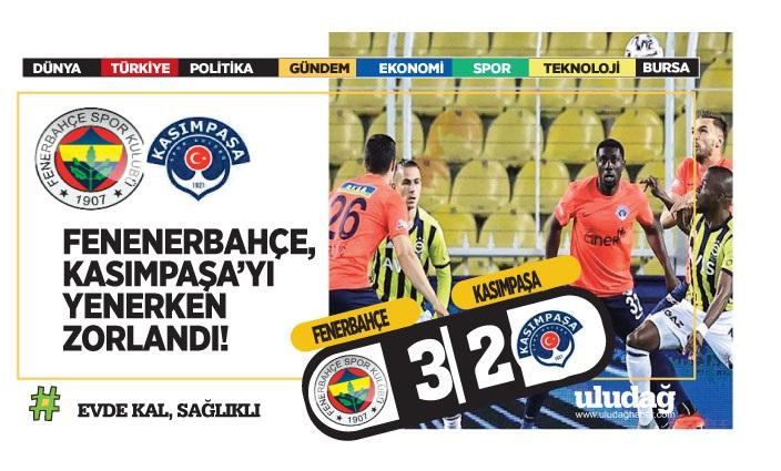 Kadıköy'de gol yağmuru…