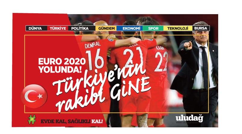 Euro 2020 yolunda: Türkiye-Gine maçı ne zaman, saat kaçta, hangi kanalda?