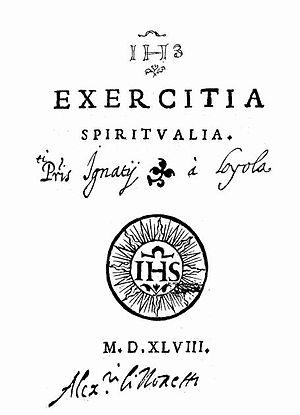 ejercicios espirituales en españa