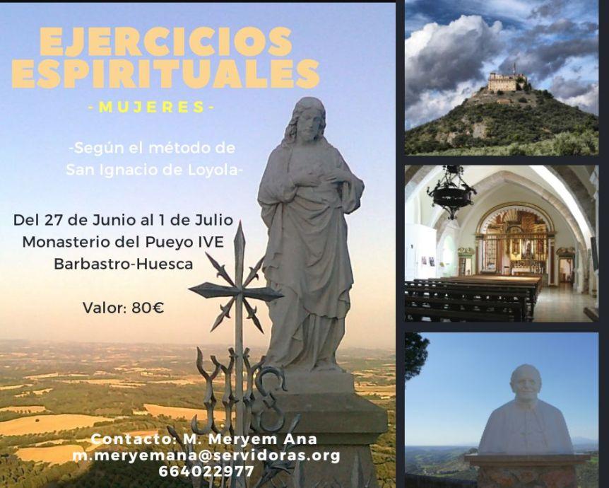 Ejercicios - Espiritualidad Ignaciana