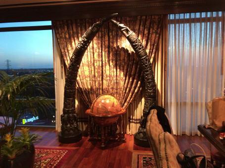 カリフォルニアディズニーランドホテル、最高級のシグネスチャースイートに宿泊…ヤバい…