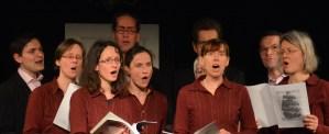 Weihnachtliches Chorkonzert a cappella @ Volksbühne Michendorf   Michendorf   Brandenburg   Deutschland