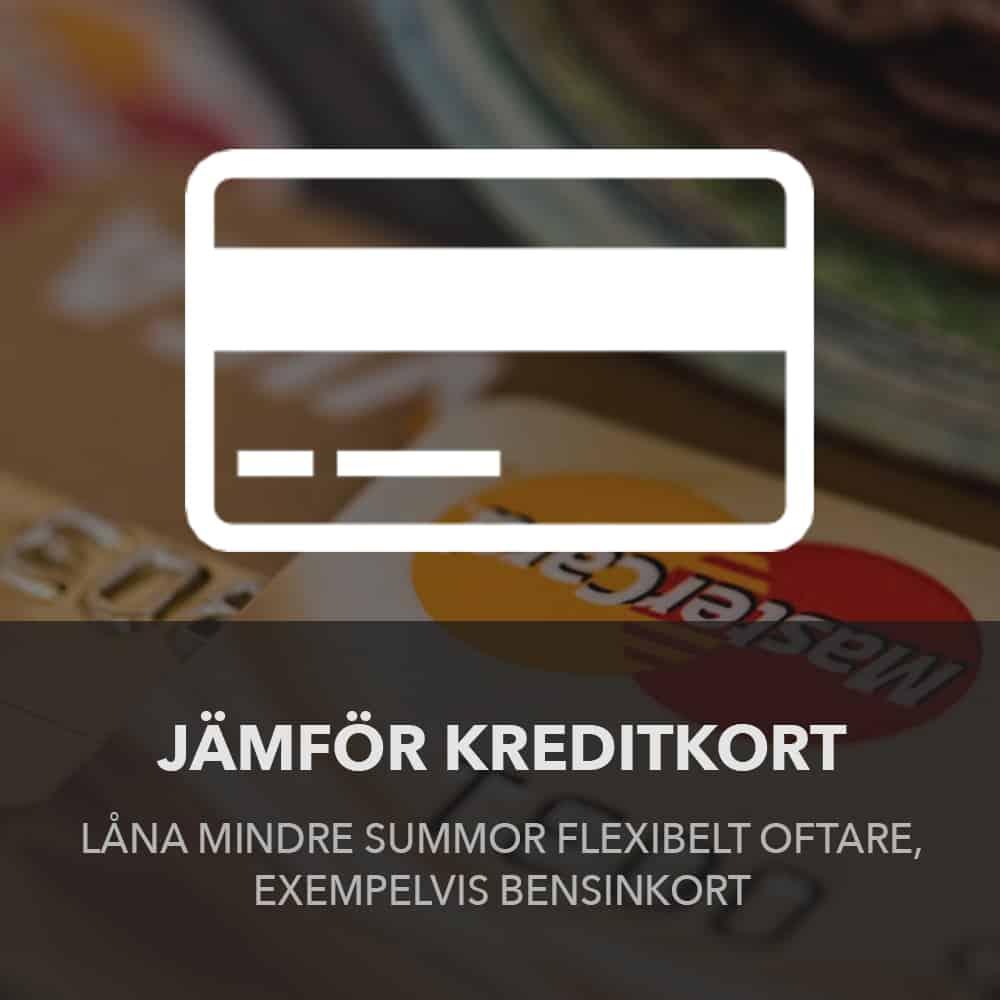 jämför kreditkort hitta bästa kreditkortet 2018