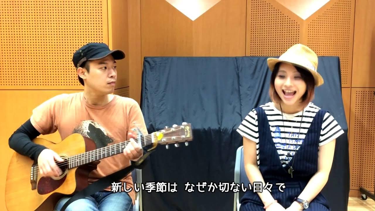 瀧澤克成+石河美穂 ロビンソン スピッツ cover