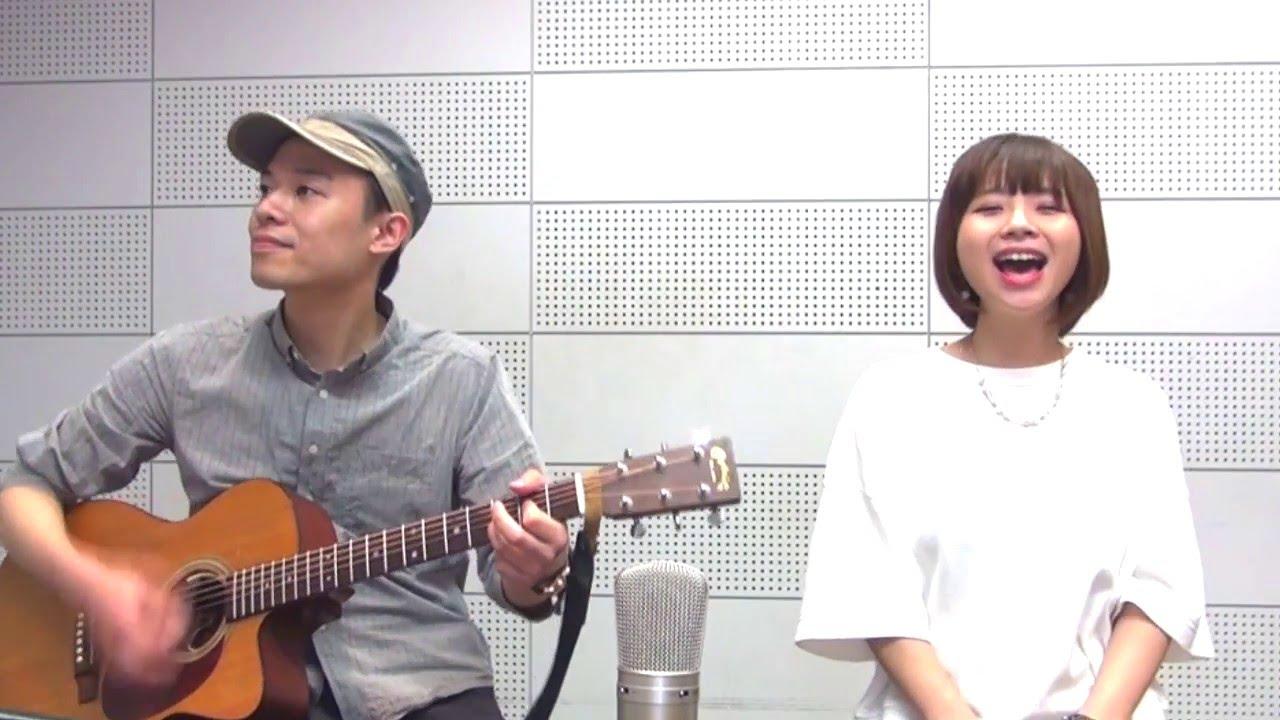 瀧澤克成&石河美穂 にじいろ(絢香) cover