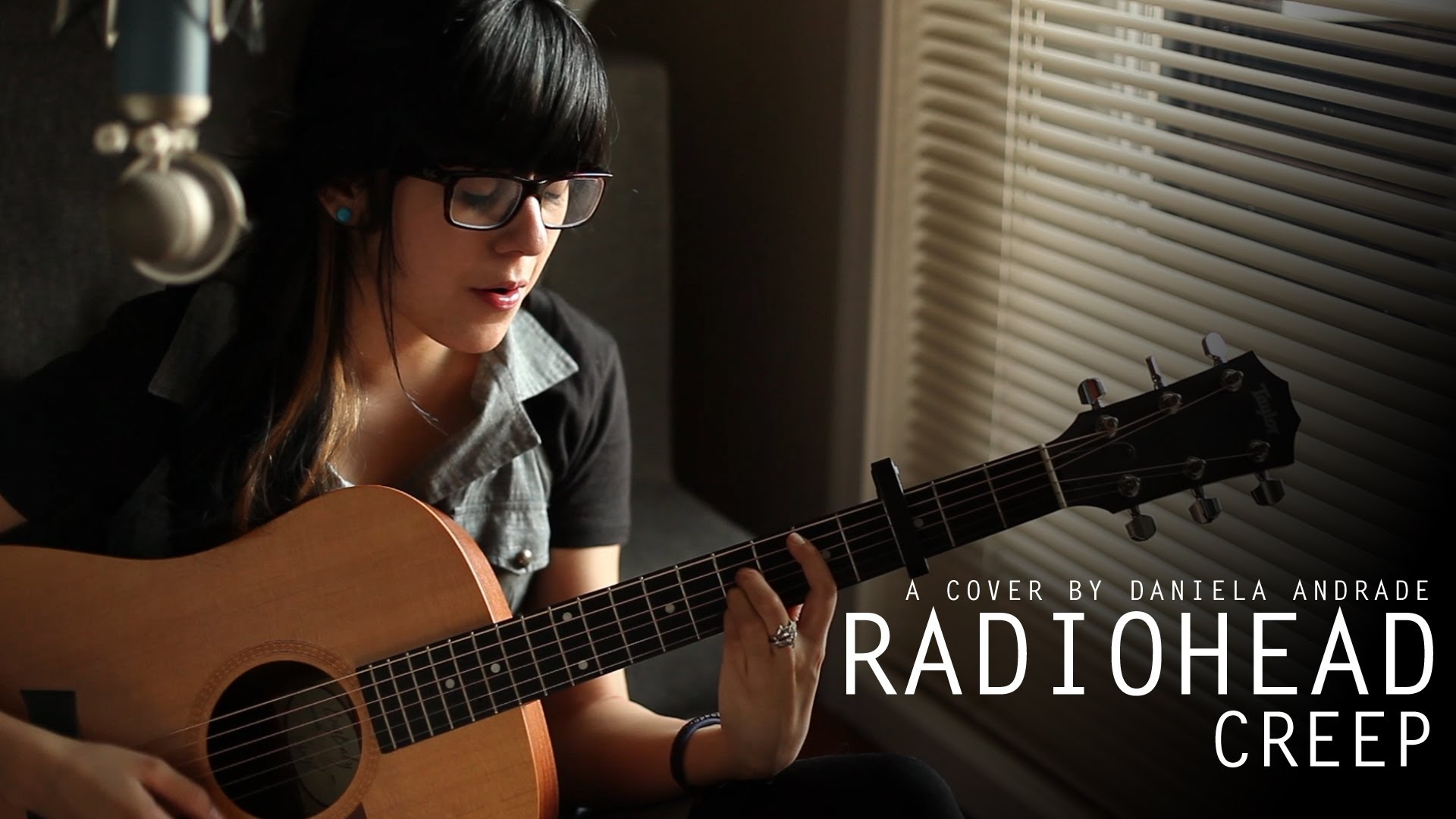 Radiohead – Creep (cover)