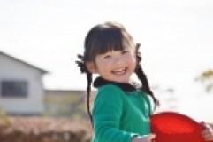 笑顔・女の子1