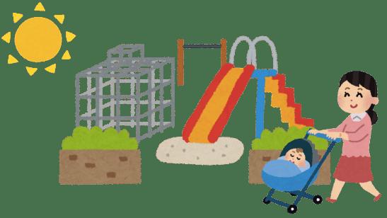 夜中に起きる赤ちゃんにできる対策のイラスト