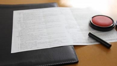 WEBデザイナーとクライアント間の契約書の締結