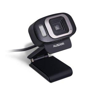 AUSDOM Webカメラ ウェブカメラ HD画質 1080p ウェブカム ネットワークカメラ マイク内蔵