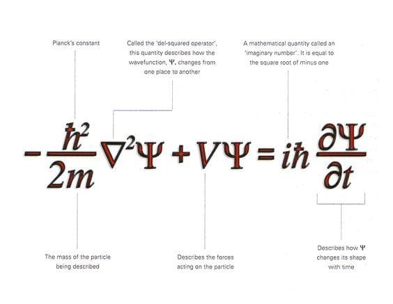 Image result for The Schrödinger Equation(s)