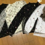 【しまむら】2017トレンドの花柄刺繍♡ブラウス&チュールスカートがとっても可愛い!!