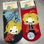 しまむら◎12月13日更新!!最新しまパト戦利品!☆ハガレン靴下が可愛いっ