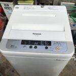 2015年製 Panasonic 洗濯機の買い取りでした
