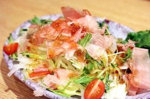 酢玉ねぎ サラダ