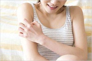 アトピー性皮膚炎の抑制