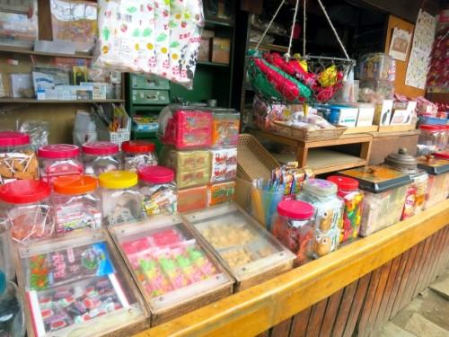 東濃の駄菓子屋さんイメージ