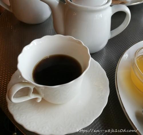 コーヒーはポットで