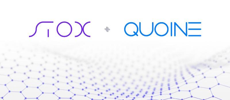 【上場仮想通貨情報】QRYPTOSで取引可能なStox(ストックス)がQUOINEXに上場予定。