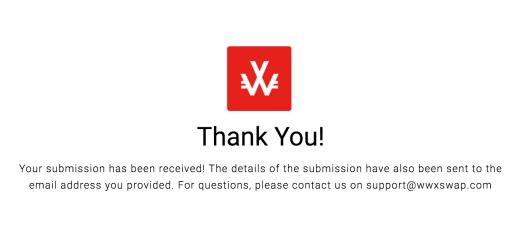 WWX ERC20 SWAP 手順・方法