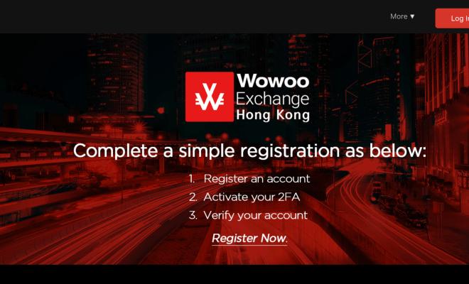 [超理解]Wowoo Exchange 香港登録方法