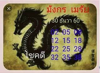 หวยซอง มังกรเมรัย30/12/60, หวยซอง มังกรเมรัย30-12-60, หวยมังกรเมรัย30 ธ.ค 2560,หวยมังกรเมรัย, เลขเด็ดงวดนี้, ซองเด็ด