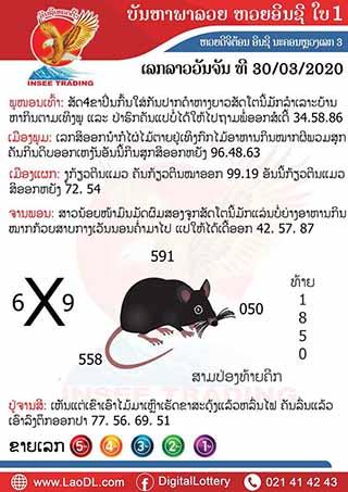 ปัญหาพารวย 30/03/2563, ปัญหาพารวย 30-03-2563, ปัญหาพารวย, ปัญหาพารวย 30 มี.ค. 2563, หวยลาว, เลขลาว