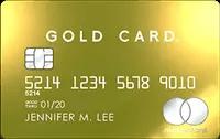 7位.ラグジュアリーカード/Mastercard Gold Card