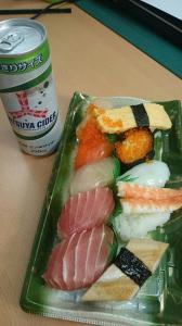 京急ストア寿司