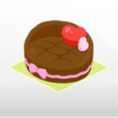 チョコイロソファー
